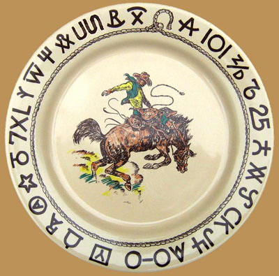 sc 1 st  True West & Cowboy Western Rodeo Ranch Style Dinnerware Dishes by True West